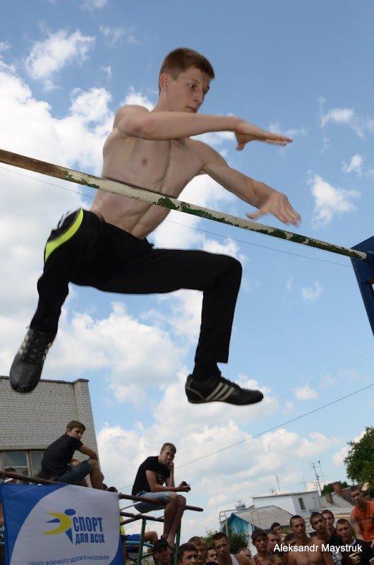 У Житомирі проведено змагання з Street Workout, фото-6