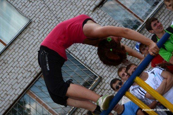 У Житомирі проведено змагання з Street Workout, фото-7