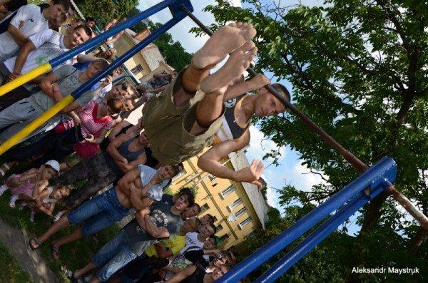 У Житомирі проведено змагання з Street Workout, фото-9