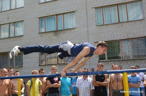 У Житомирі проведено змагання з Street Workout, фото-10