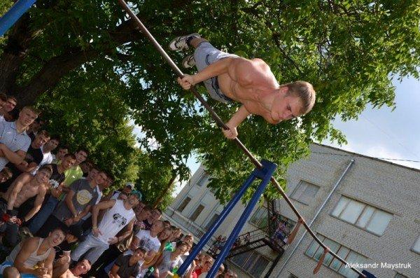 У Житомирі проведено змагання з Street Workout, фото-11