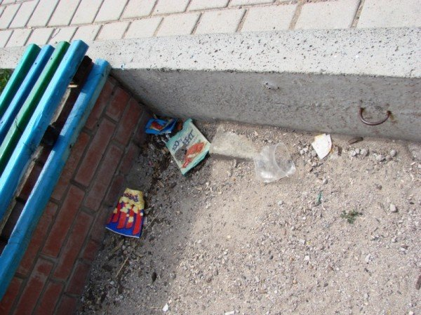 Песок на детскую площадку в центральном парке обещают завести в ближайшие сроки, фото-4