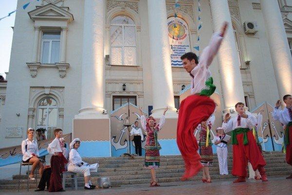В Севастополе 24 июня торжественно открыли XIV международный фестиваль детского творчества «Золотая рыбка - 2012» (ФОТО), фото-13