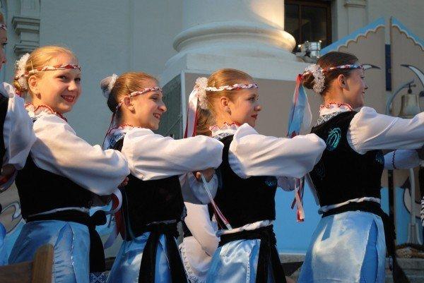 В Севастополе 24 июня торжественно открыли XIV международный фестиваль детского творчества «Золотая рыбка - 2012» (ФОТО), фото-14
