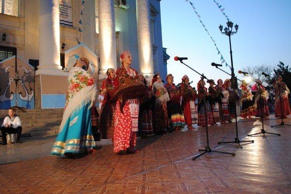 В Севастополе 24 июня торжественно открыли XIV международный фестиваль детского творчества «Золотая рыбка - 2012» (ФОТО), фото-15