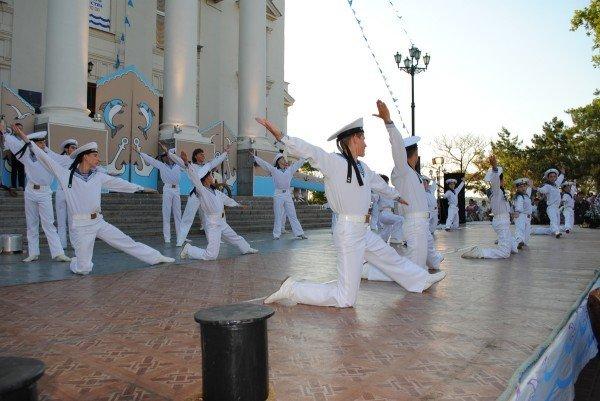 В Севастополе 24 июня торжественно открыли XIV международный фестиваль детского творчества «Золотая рыбка - 2012» (ФОТО), фото-5