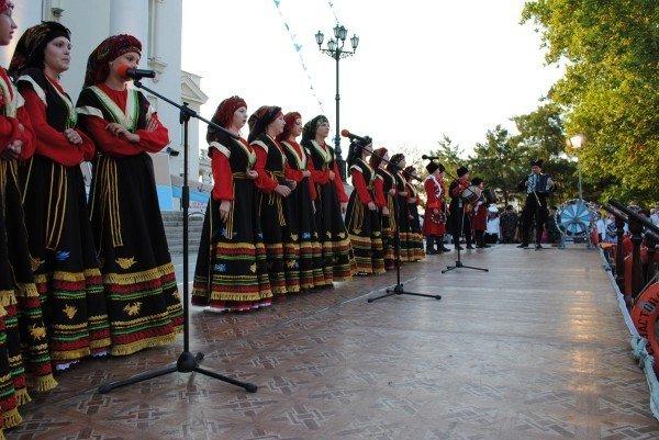 В Севастополе 24 июня торжественно открыли XIV международный фестиваль детского творчества «Золотая рыбка - 2012» (ФОТО), фото-8