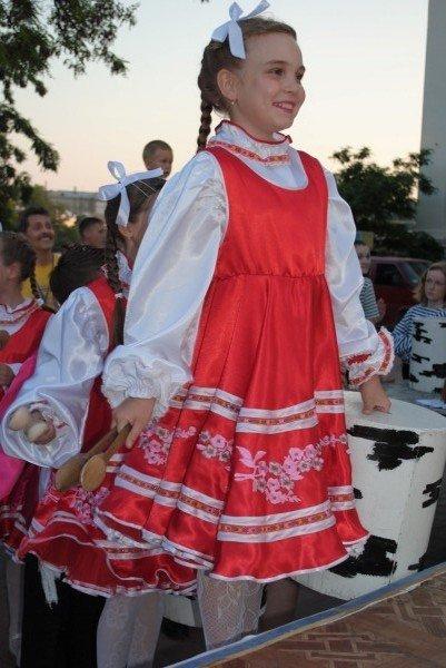 В Севастополе 24 июня торжественно открыли XIV международный фестиваль детского творчества «Золотая рыбка - 2012» (ФОТО), фото-10
