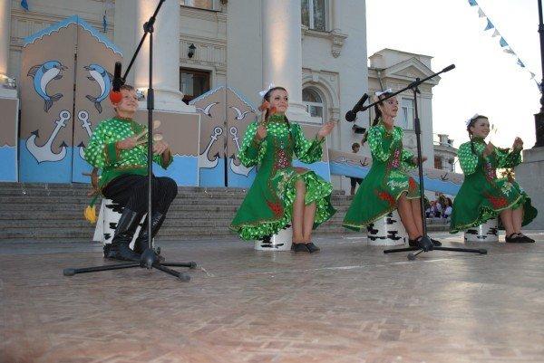 В Севастополе 24 июня торжественно открыли XIV международный фестиваль детского творчества «Золотая рыбка - 2012» (ФОТО), фото-11