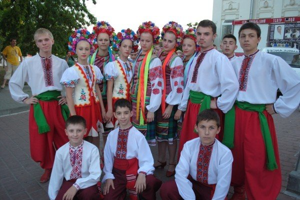 В Севастополе 24 июня торжественно открыли XIV международный фестиваль детского творчества «Золотая рыбка - 2012» (ФОТО), фото-12