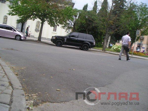 У Тернополі зникли пішохідні переходи (фото), фото-2