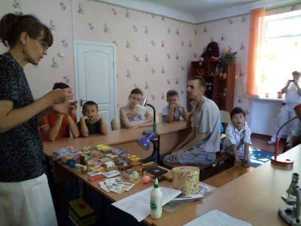 Сотрудники музея мини-книги проведи «Неделю хороших дел», фото-4
