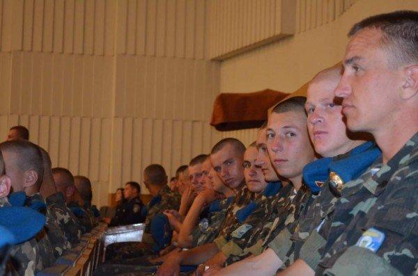 У Житомирі святкування Дня Конституції розпочалося з офіційних урочистостей (ФОТО), фото-1