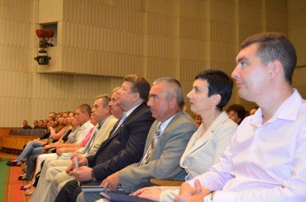 У Житомирі святкування Дня Конституції розпочалося з офіційних урочистостей (ФОТО), фото-5