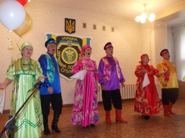 Артемовскую налоговую с профессиональным праздником поздравили малыши из Дома ребенка, фото-11