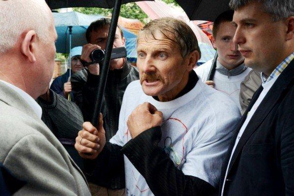 У Тернополі провели ходу протесту проти гомосексуалізму (фото), фото-3