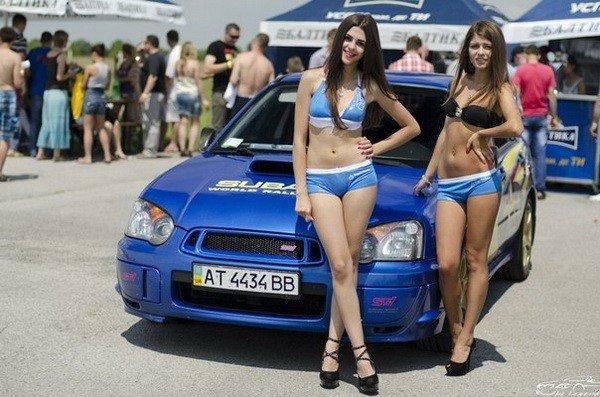 Швидкість, драйв, емоції та гарні дівчата в бікіні — у Тернополі пройшли змагання з Drag Racing (ФОТО, ВІДЕО), фото-9