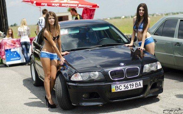 Швидкість, драйв, емоції та гарні дівчата в бікіні — у Тернополі пройшли змагання з Drag Racing (ФОТО, ВІДЕО), фото-11
