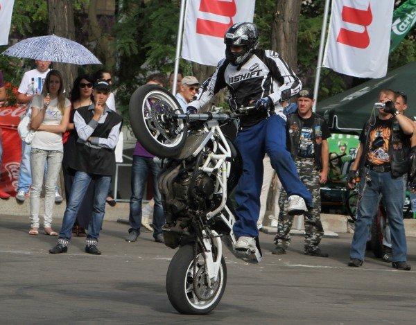 Донецкая Фан-зона приняла фестиваль байкеров (фото), фото-10