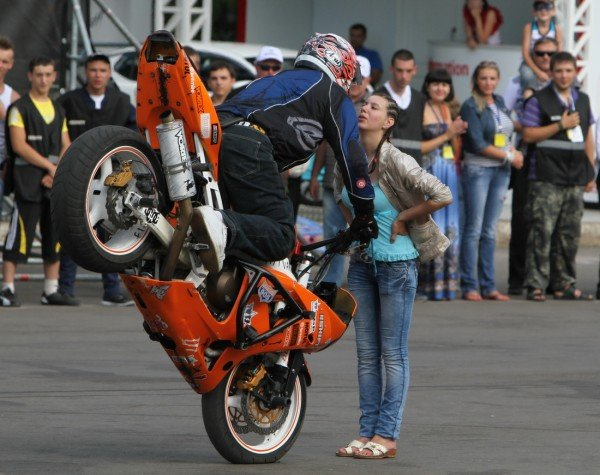 Донецкая Фан-зона приняла фестиваль байкеров (фото), фото-11