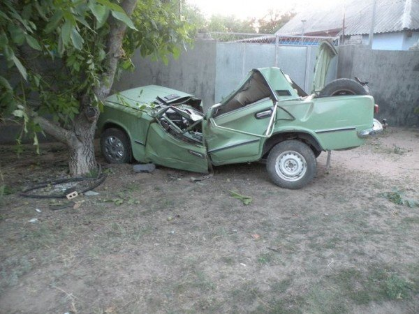 На Николаевщине в ДТП погиб человек (ФОТО), фото-1