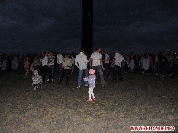 Житомиряне запустили в небо фонарики с пожеланиями(ФОТО), фото-3