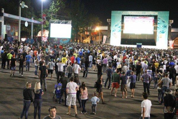 Донецк простился с Евро-2012 (фото), фото-2