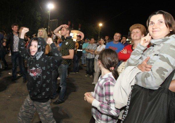 Донецк простился с Евро-2012 (фото), фото-3