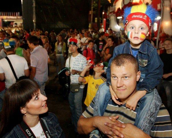Донецк простился с Евро-2012 (фото), фото-4