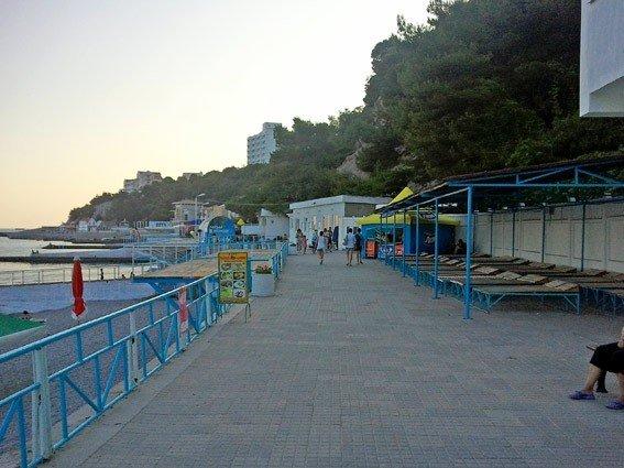 Гаспринские пляжи претендуют на четыре «ракушки», фото-1
