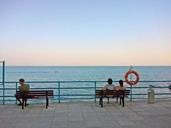 Гаспринские пляжи претендуют на четыре «ракушки», фото-2