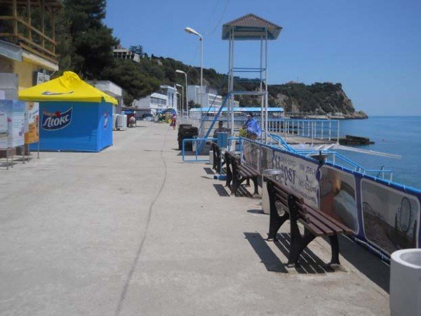 Гаспринские пляжи претендуют на четыре «ракушки», фото-3
