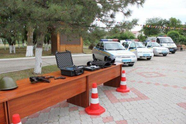 В Запорожской области открыли детский автогородок с дорожной разметкой, светофорами и постом ГАИ в натуральную величину (ФОТО), фото-2