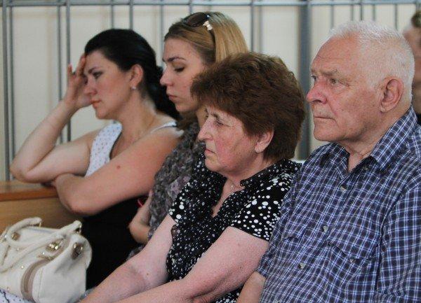 В Донецке начался суд над обвиняемыми в убийстве пятерых сотрудников Приватбанка (фото), фото-3