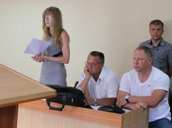 В Донецке начался суд над обвиняемыми в убийстве пятерых сотрудников Приватбанка (фото), фото-4