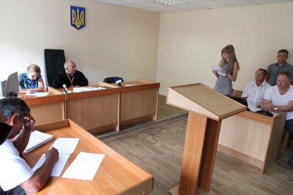 В Донецке начался суд над обвиняемыми в убийстве пятерых сотрудников Приватбанка (фото), фото-6