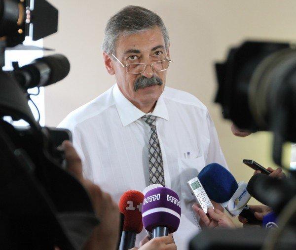 В Донецке начался суд над обвиняемыми в убийстве пятерых сотрудников Приватбанка (фото), фото-8