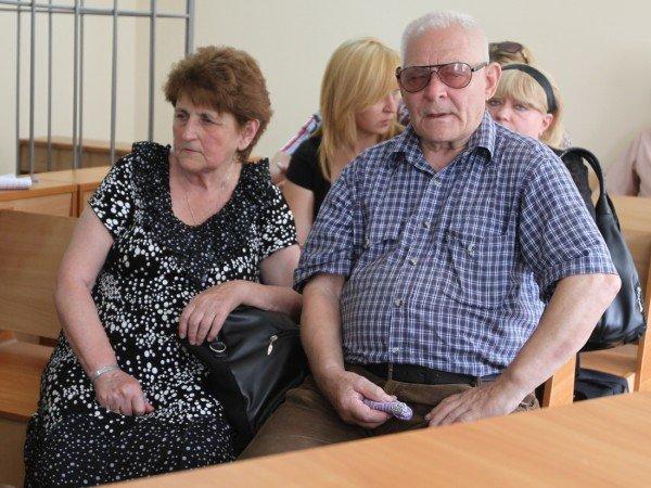 В Донецке начался суд над обвиняемыми в убийстве пятерых сотрудников Приватбанка (фото), фото-9