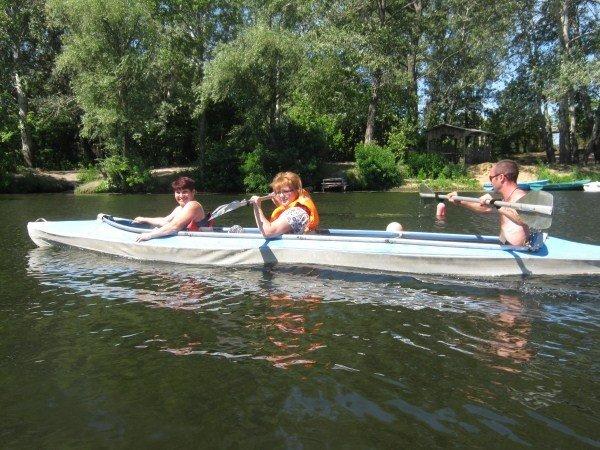 Полтавські інваліди-візочники змагалися у веслуванні (ФОТО), фото-2