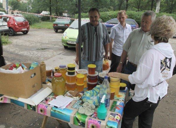 В Донецке открылась всеукраинская «Ярмарка меда» (фото), фото-4