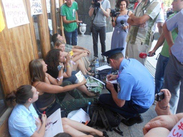 Одесса выступила против раскола страны (фоторепортаж), фото-11