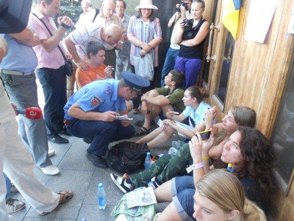 Одесса выступила против раскола страны (фоторепортаж), фото-12