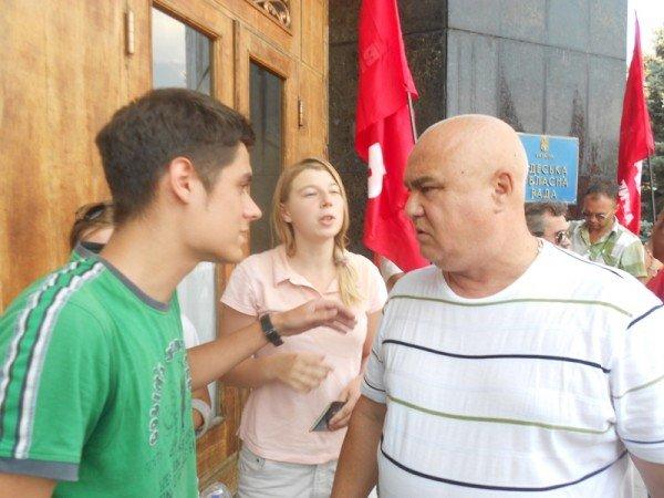На чиновника Одесской мэрии общественники пожаловались в прокуратуру (фото), фото-1