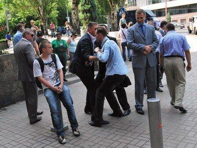 Профсоюз поддержал донецкого журналиста Максима Касьянова, фото-2