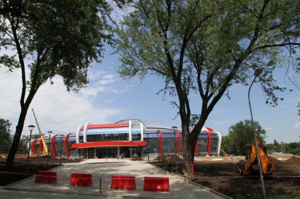 В Донецке завершается строительство Аквапарка (фото), фото-2