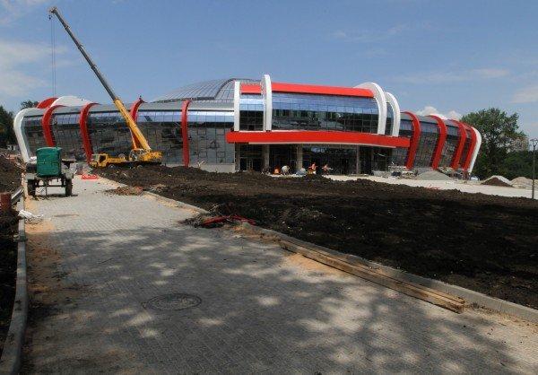В Донецке завершается строительство Аквапарка (фото), фото-3