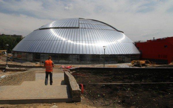 В Донецке завершается строительство Аквапарка (фото), фото-4
