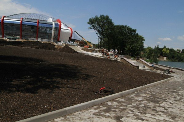 В Донецке завершается строительство Аквапарка (фото), фото-5