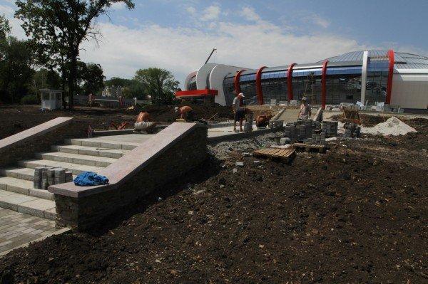 В Донецке завершается строительство Аквапарка (фото), фото-6