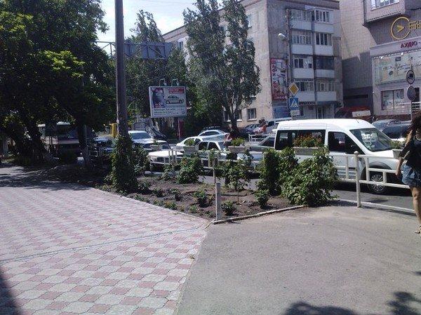 Пробки в центре города, фото-2